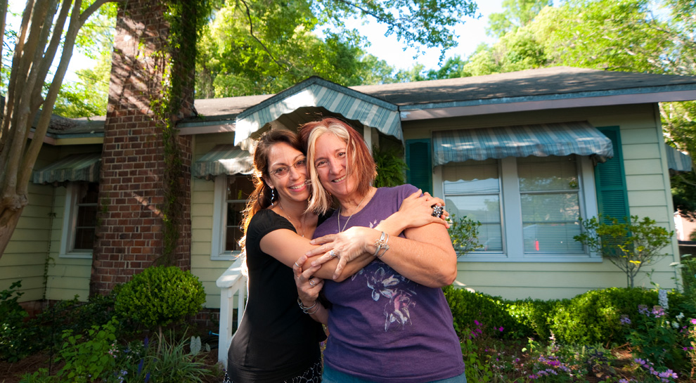 Layla and Alice of the Birth Cottage in Tallahassee